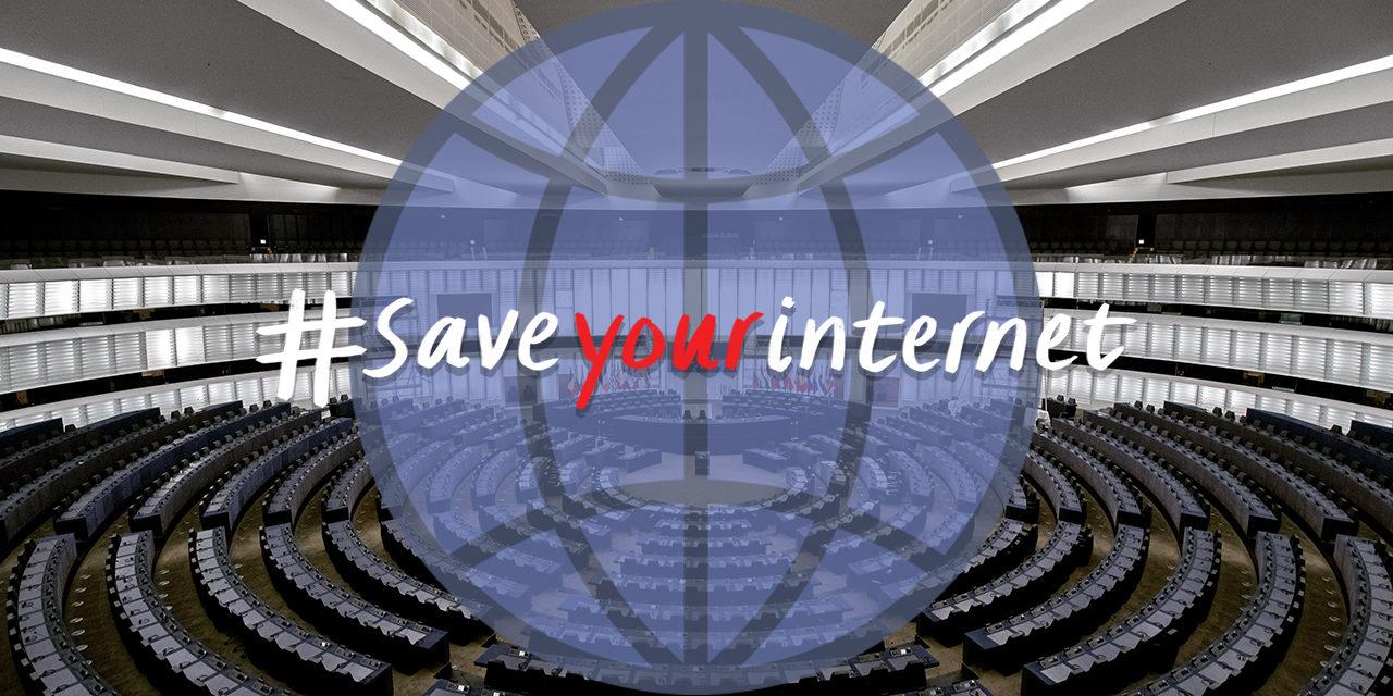 Artikel 13 – Eine Richtlinie über das Urheberrecht im digitalen Binnenmarkt