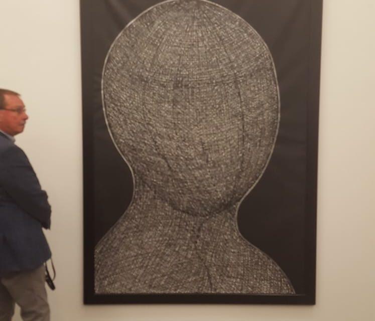 """Ausstellung """"Die Vierte Kraft"""" von Klaus Rinke"""