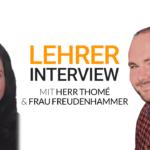 Lehrerinterview Folge 4: Frau Freudenhammer & Herr Thomé