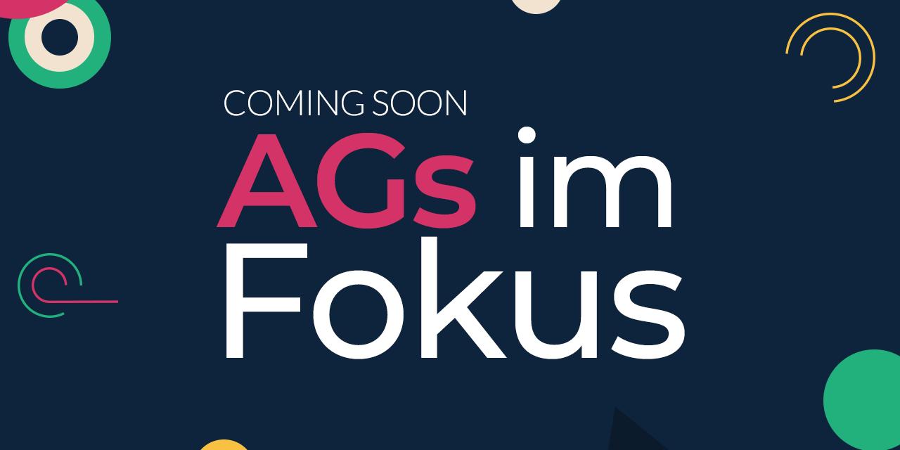 AGs im Fokus – Die Interviewreihe für AGs am FHG!