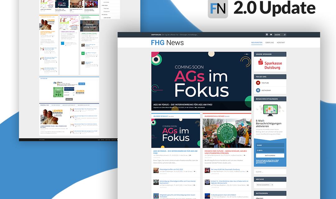 FHG News Update!