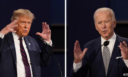 Joe Biden gegen Donald Trump                                                                                                                                                                                                                          und der Gewinner ist… – Eine Analyse