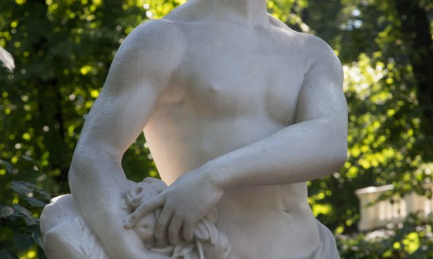 Auch ich in Goethes Gedankenwelt!
